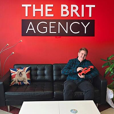 Ben Peters - Video Production Specialist - The Brit Agency