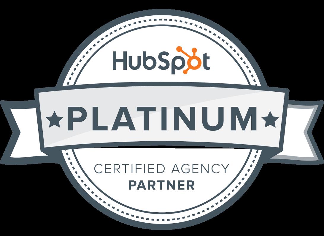 A Premier B2B HubSpot Platinum Partner