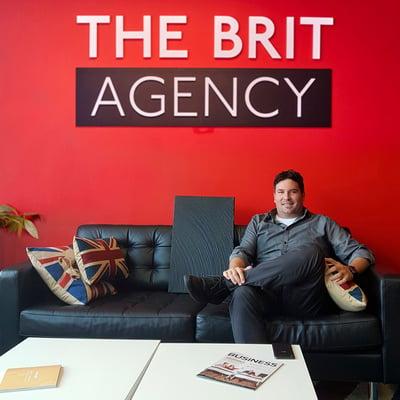 Paul Marozzo - Creative Director - The Brit Agency