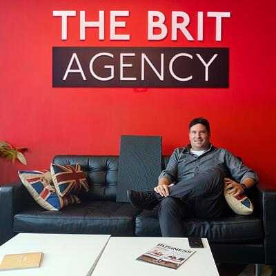 Paul Marozzo - Creative Director - The Brit Agency