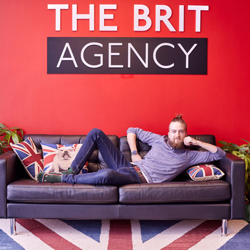 Alistair Terry - Director, Business Development - The Brit Agency