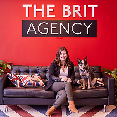 Julia Tarini - Client Success Manager - The Brit Agency
