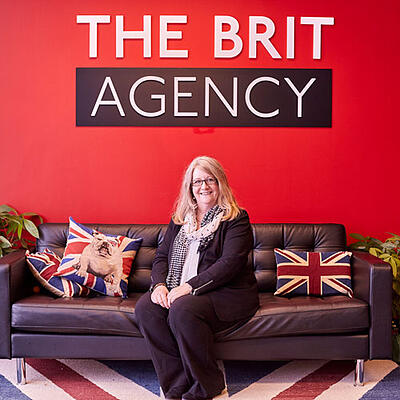 Susan Peters - Partner - Strategy, Inbound Marketing & Content - The Brit Agency