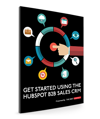 Get Started Using The HubSpot B2B Sales CRM eBook