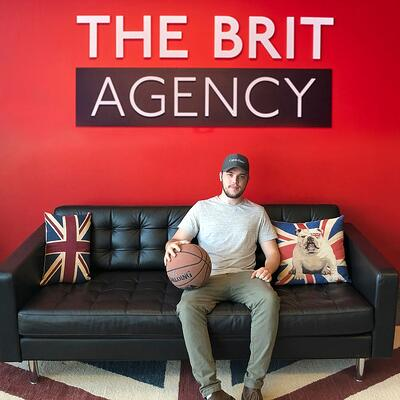 Chris Netten - Back End - The Brit Agency