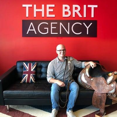 Jason Kerkhof - Inbound Marketing Specialist - The Brit Agency