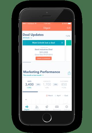 HubSpot Unified App