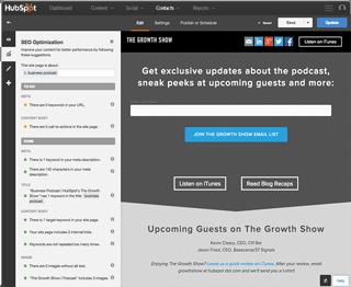 HubSpot Website Platform 2015 Update