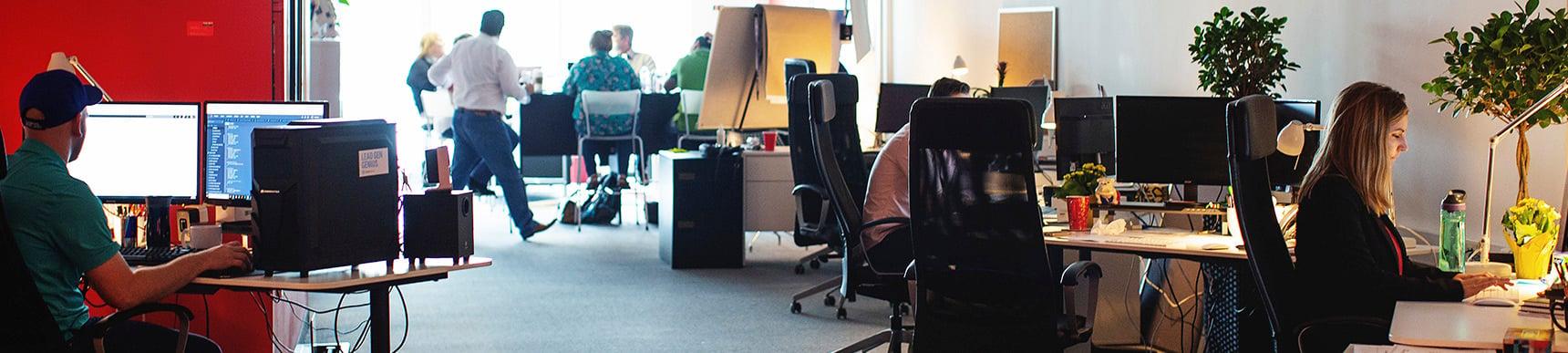 The Brit Agency In Action - Toronto HubSpot Partner