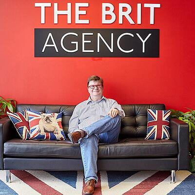 David Terry - CEO - The Brit Agency