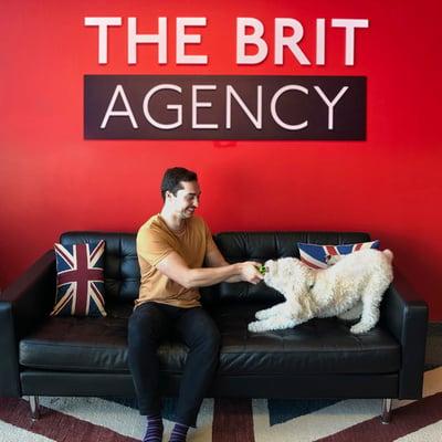 Tom Davis - Inbound Content Writer - The Brit Agency