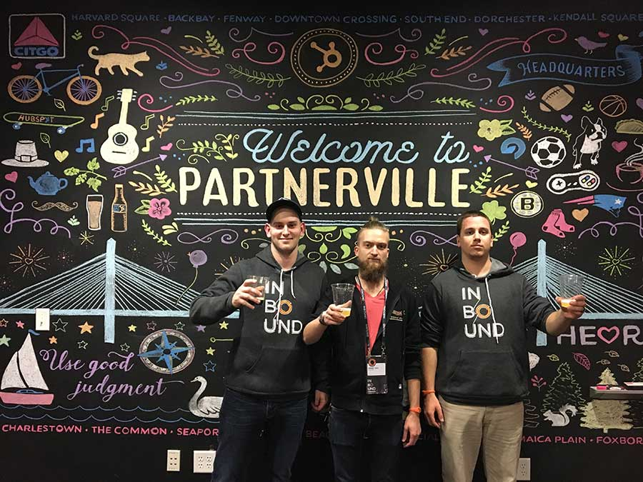 The Brit Agency - Hubspot Gold Partners at Partnerville