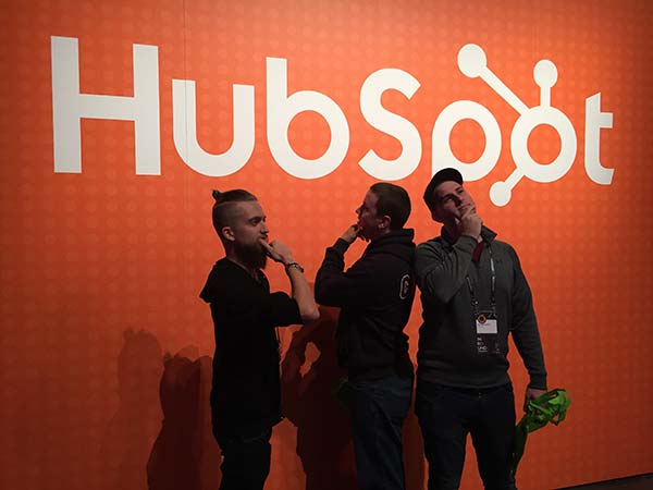 The Brit Agency - HubSpot Inbound Booth