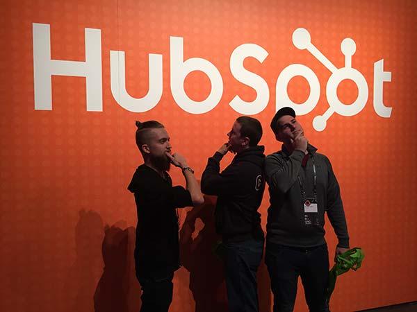 The Brit Agency - HubSpot Inbound Booth