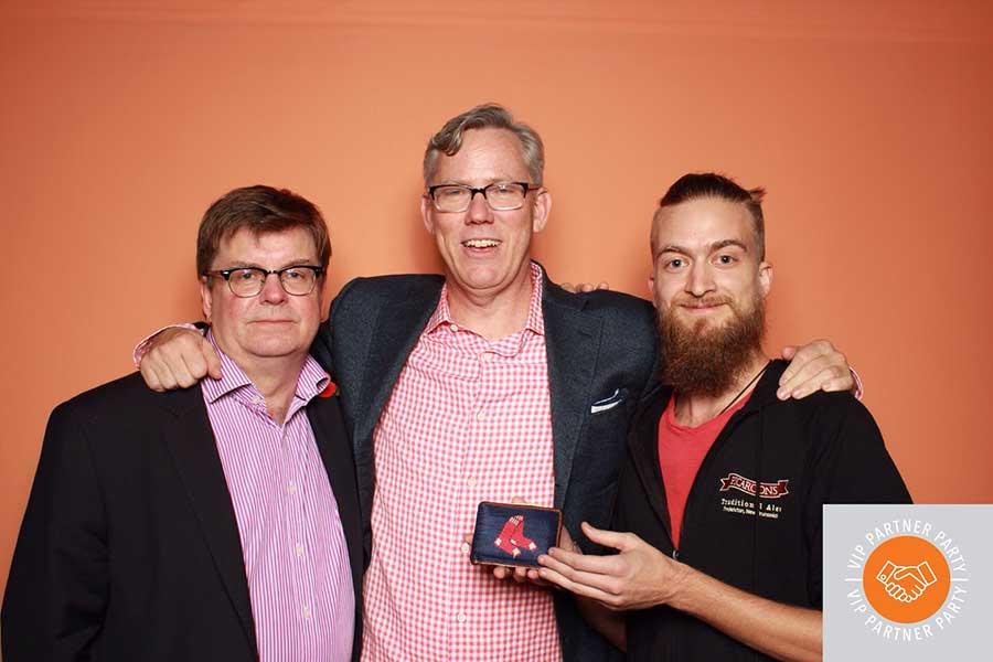 The Brit Agency - Brian Halligan, David & Alistair