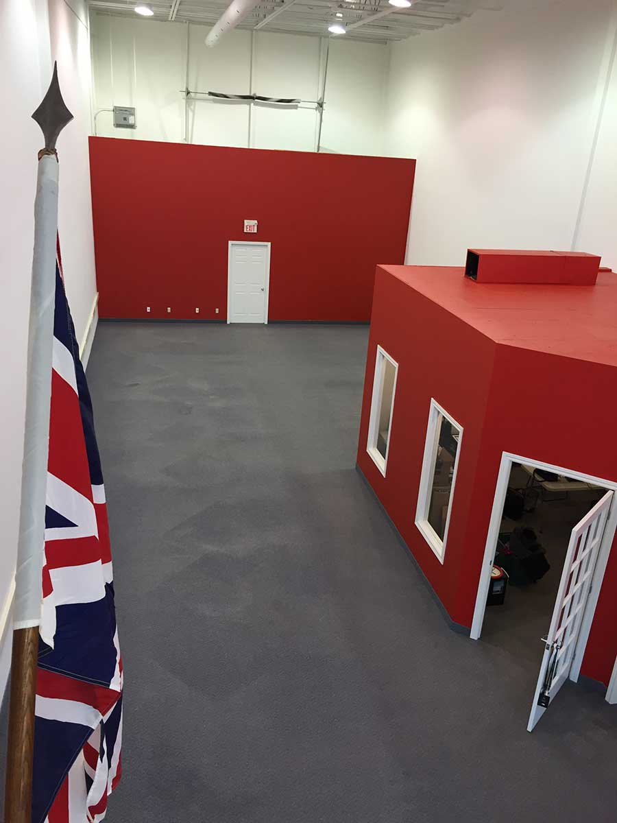 The Brit Agency - New Office