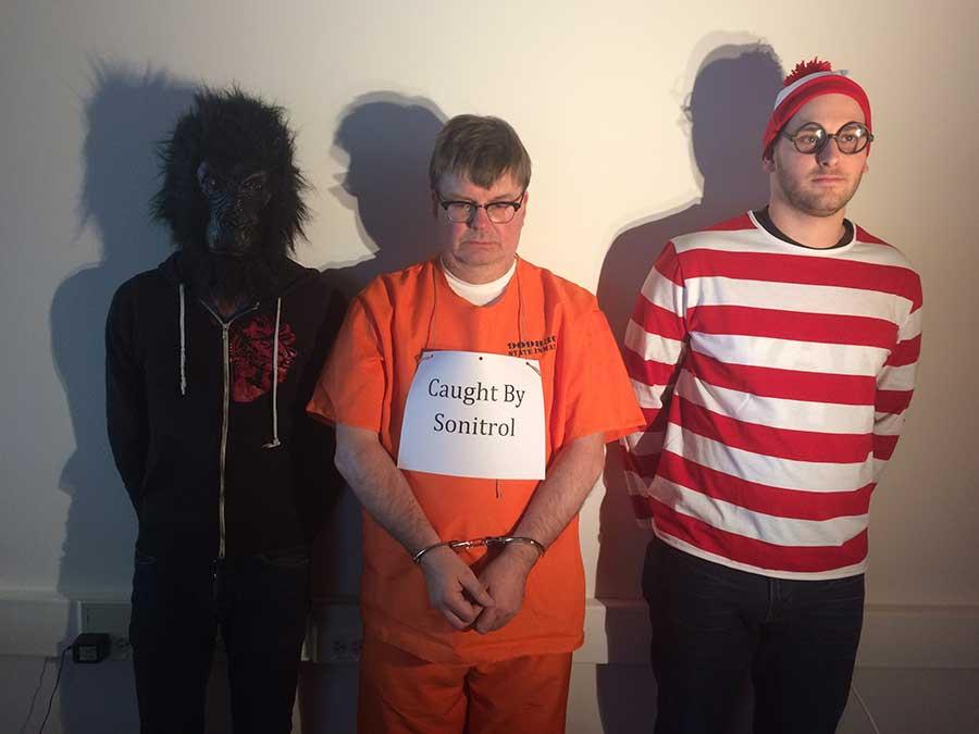 The Brit Agency - Halloween