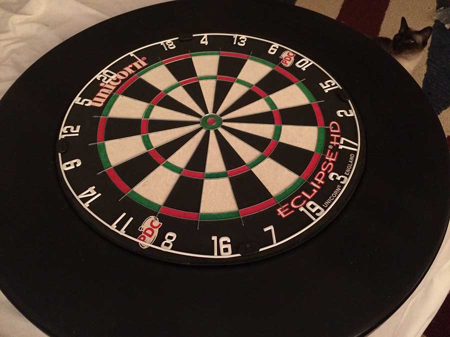 The Brit Agency - Dart Board