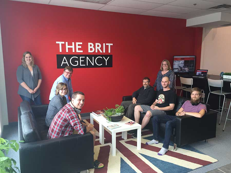The Brit Agency - The Team