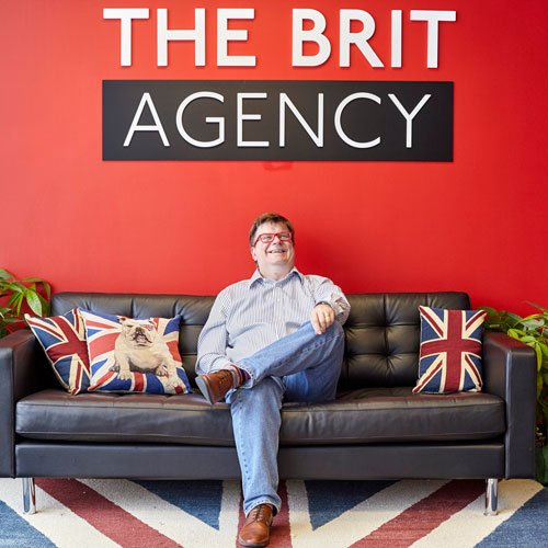 The Brit Agency - Work