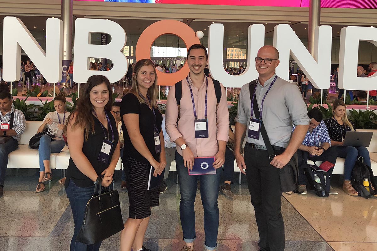 The Brit Agency - Inbound 2018